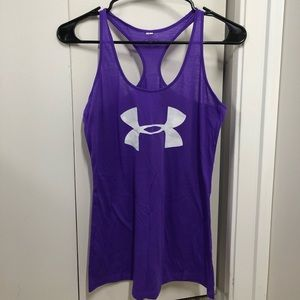 Under Armour Graphic Racerback Tank